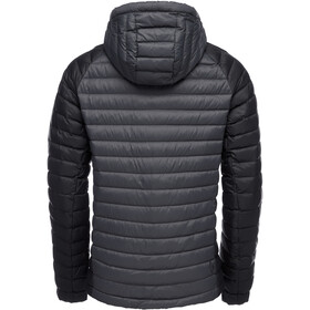 Black Diamond Access Sudadera con capucha Hombre, carbon/black